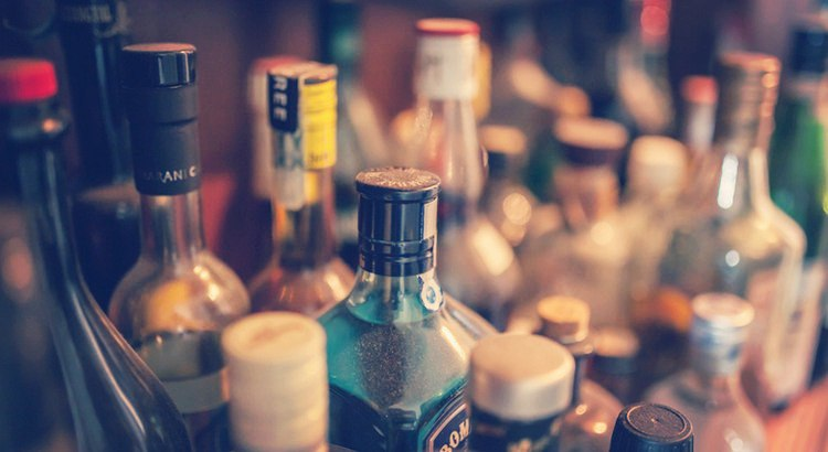 Различный алкоголь отличается по количеству углеводов