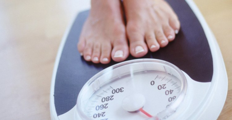 Быстрая потеря веса может указывать на диабет