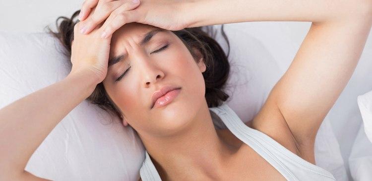 3-я стадия энцефалопатии характеризуется сильными головными болями