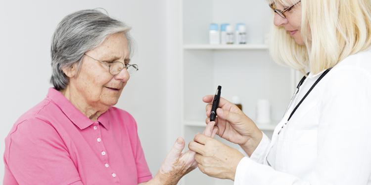 Скрытый диабет чаще наблюдается у людей пожилого возраста