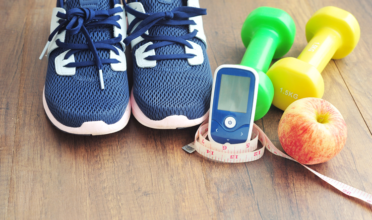 Физкультура при диабете