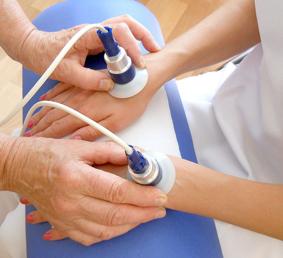 Физиотерапия и диабет