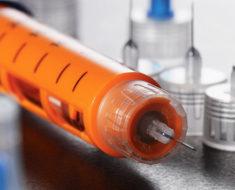 Инсулины короткого действия
