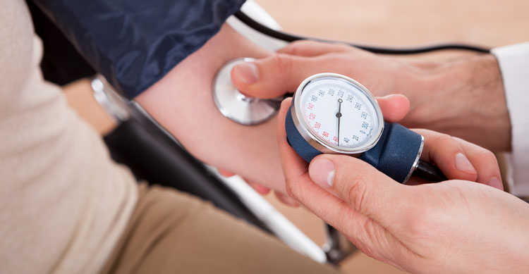 Диабетики должны следить за давлением
