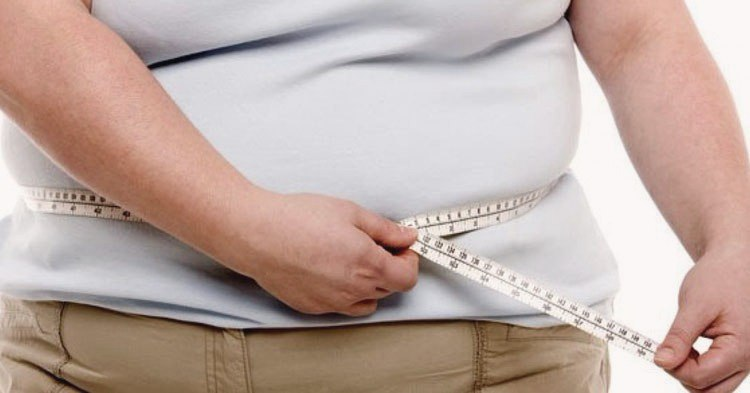 Одна из причин диабета - лишний вес