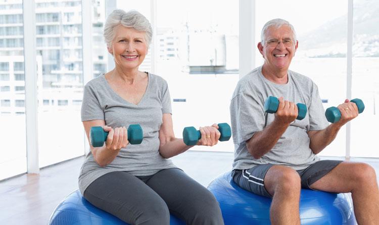 Лучшая профилактика диабета у пенсионеров - физкультура