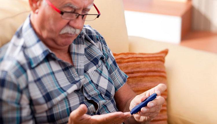 Диабет у пожилых