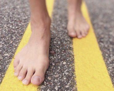 Диабетику лучше не ходить босиком