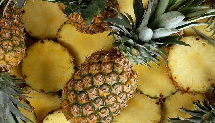 Польза ананасов
