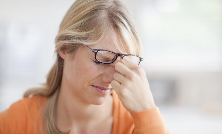 При диабете очень быстро падает зрение
