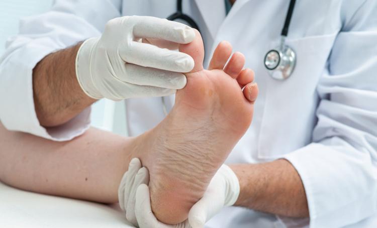 Опасны ли пятна на ногах у больных диабетом
