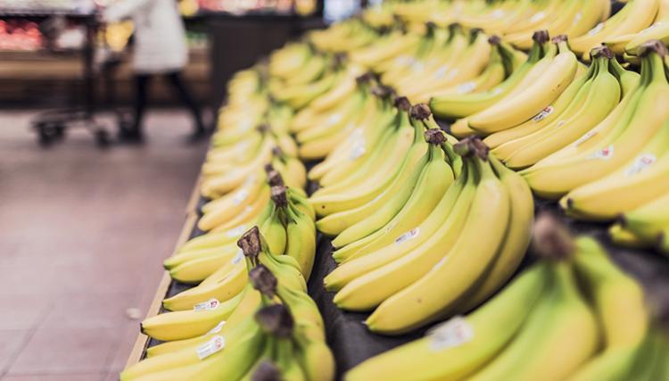 Банан поможет быстро поднять сахар