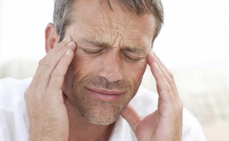 При диабете возникает головная боль