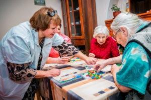 жизнь в пансионате для престарелых