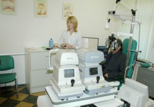 диабетическая катаракта_у окулиста