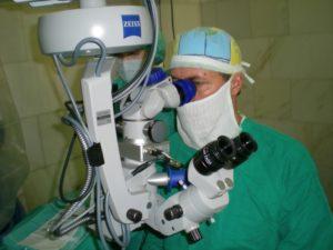 катаракта лечение_операция